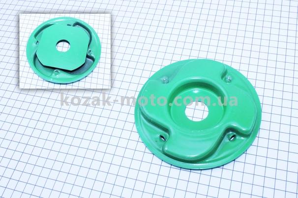 (Китай)  Леска в сборе на метал. пластине (леска накручивается) (разные цвета)