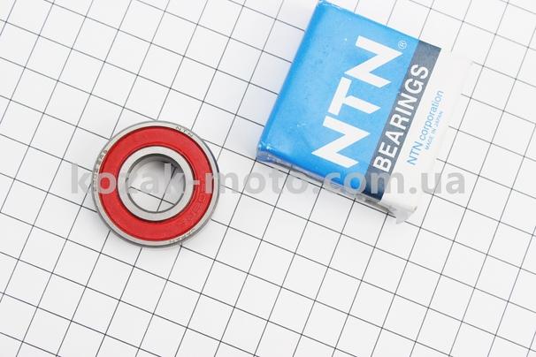 (NTN)  Подшипник 6202-2RS (15x35x11)
