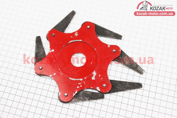 (Китай)  Нож сегментный 6Т (разные цвета)