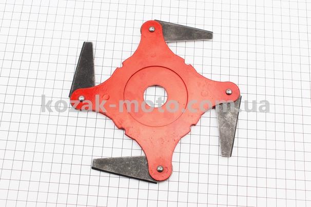 (Китай)  Нож сегментный 4Т (разные цвета)
