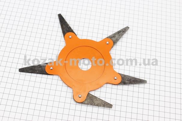 (Китай)  Нож сегментный 5Т (разные цвета)