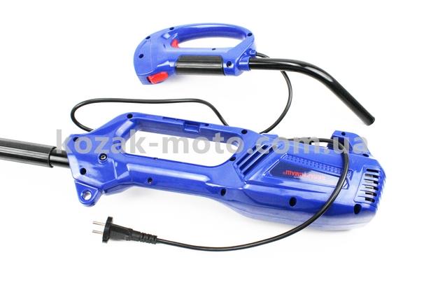 (Китай)  Триммер (электрокоса) Беларусмаш БТЭ-3200 3,2кВт (шпуля+нож 3Т, РАЗБОРНАЯ штанга)