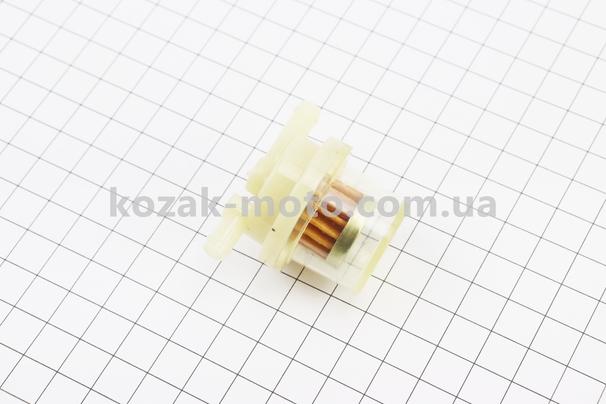 (Китай)  Фильтр топливный с отстойником (элемент - бумага)