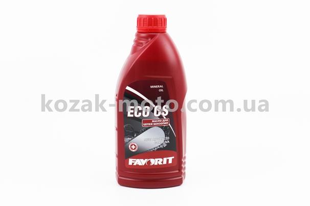 (FAVORIT)  Масло минеральное для смазки режущих цепей пил