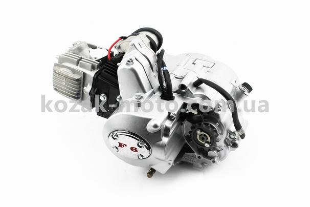 (Formula)  Двигатель мопедный в сборе 110куб (Active) -