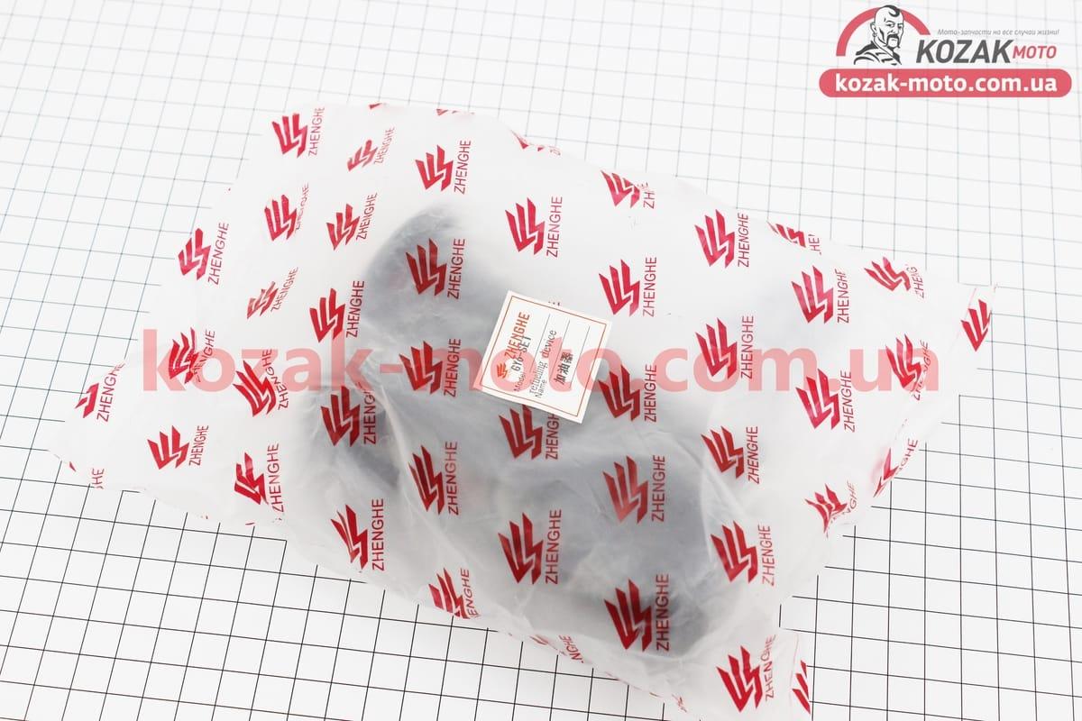 (ZHENGHE)  Рукоятка керма лев. / Пр.к-кт з вставкою GY6-50 к-кт 2шт