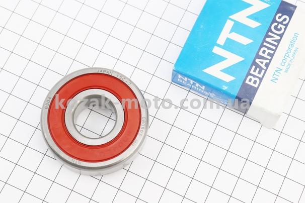 (NTN)  Подшипник коленвала 6304 (20x52x15)