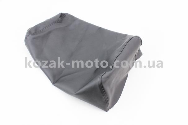 (Украина)  Чехол сиденья (эластичный, прочный материал) черный