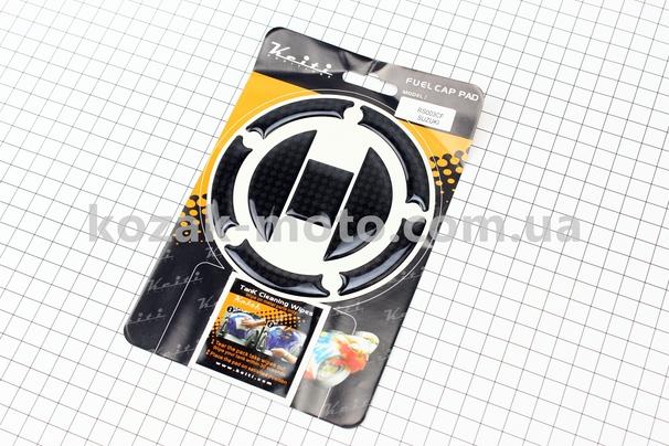 (KEITI)  Наклейка защитная на крышку бензобака Suzuki  RS003CF