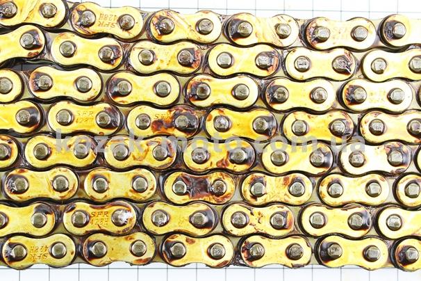 (SFR)  Цепь привода колеса 428Н*130L GOLD