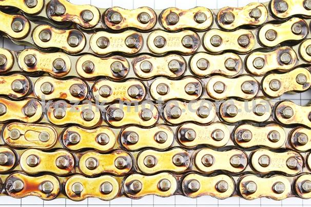 (SFR)  Цепь привода колеса 428Н*132L GOLD