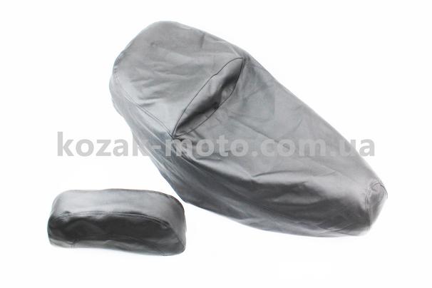 (Украина)  Viper - F1/F50 Чехол сиденья (эластичный, прочный материал) черный