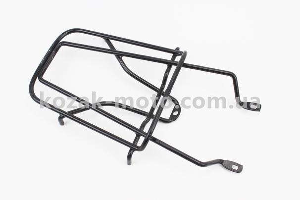 (Китай)  Suzuki LETS Багажник задний большой (метал) (под покраску)