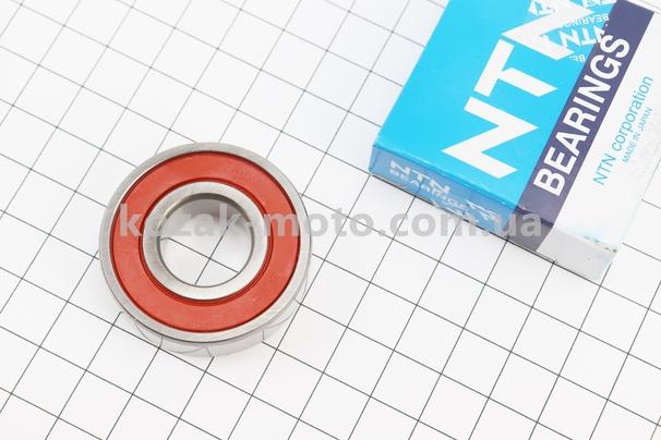 (NTN)  Подшипник коленвала TACT/PAL 6203 2RS (17x40x12) Япония