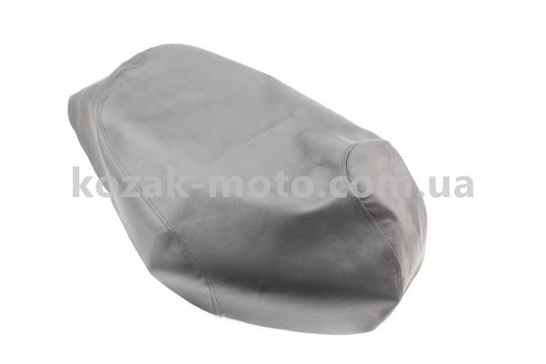 (Украина)  Чехол сидения Honda DIO AF62 (эластичный, прочный материал) черный