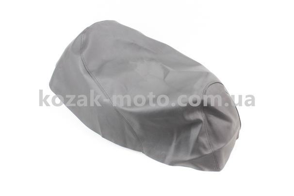 (Украина)  Чехол сидения Honda DIO TACT AF51 (эластичный, прочный материал) черный