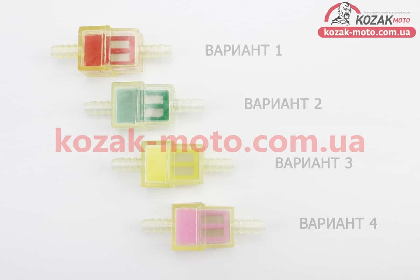 (Китай)  Фильтр топливный без магнита квадратный