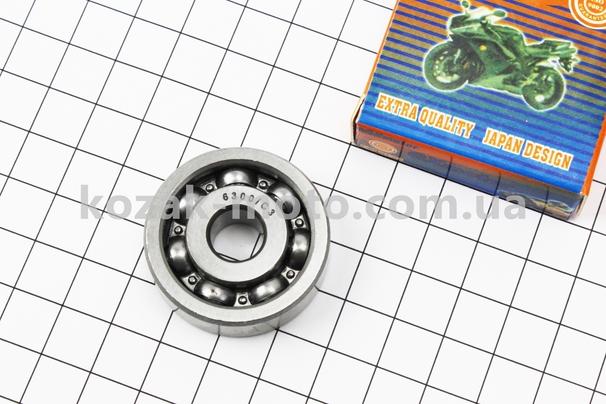 (GXmotor)  Подшипник колеса переднего 6300 (10x35x11)