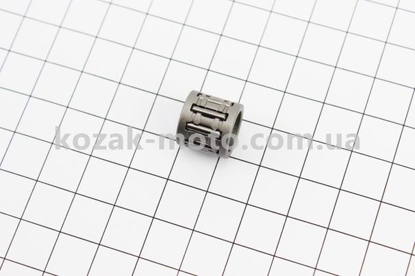 (Taiwan)  Подшипник пальца поршневого (сепаратор) 10x14x12,5мм - AD50, JOG, TACT, Тайвань