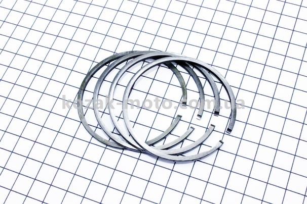 (Китай)  Кольца поршневые к-кт 4шт Юпитер, Муравей 1р. 62,25мм