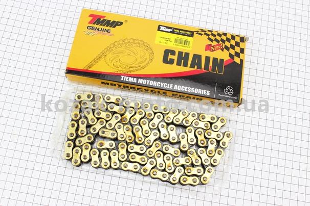 (TMMP)  Цепь привода колеса 428*128L GOLD