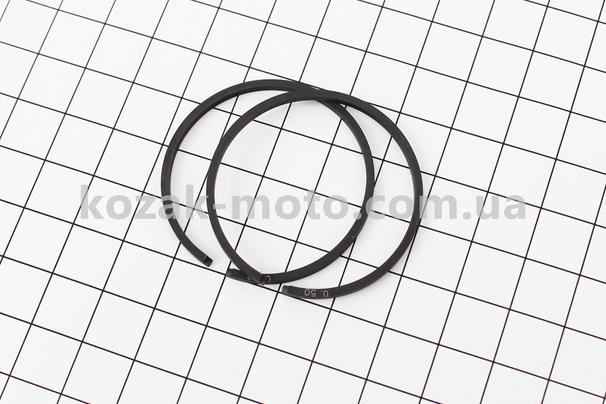 (Китай)  Кольца поршневые к-кт 2шт 2р.