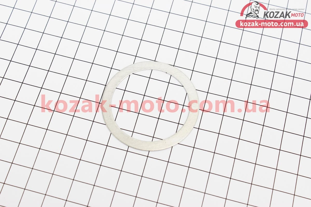(Китай)  Прокладка головки цилиндра (алюминевая)