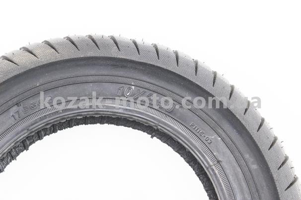 (Китай)  Шина на міні-сигвей / електросамокат 10 х2,5 (254-64-152) дорожня Р-1116