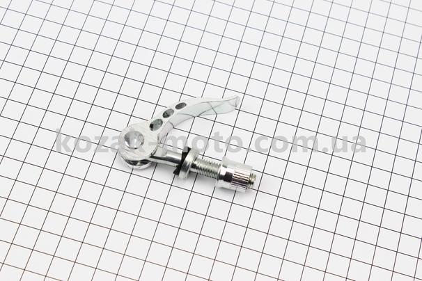 (Китай)  Зажим трубы сидения универсальный алюминиевый M8x60мм