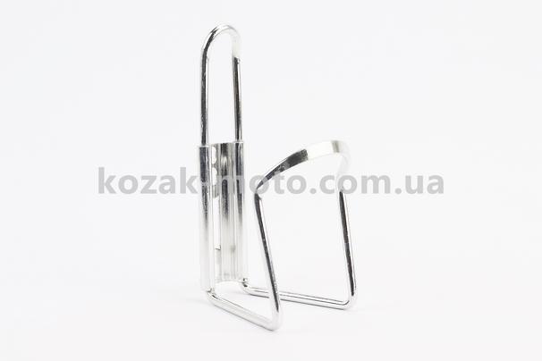 (Китай)  Флягодержатель алюминиевый, крепл. на раму