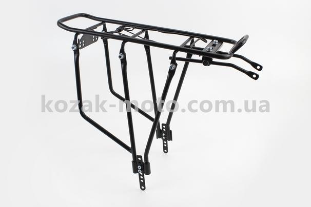 (Китай)  Багажник 24 - 26 , чорний тип 2