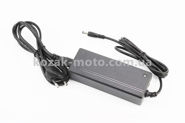 (Китай)  Зарядний пристрій для АКБ 42V-1.5A (штекер 5,5 / 2,5 мм), Model: SLS-4202
