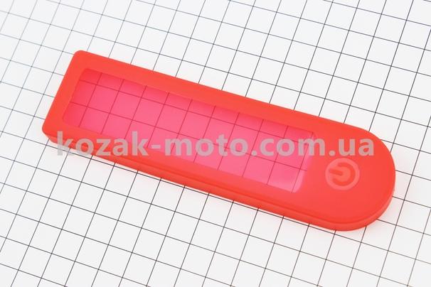 (Китай)  Захист дисплея влагозащитная, силіконова, червона