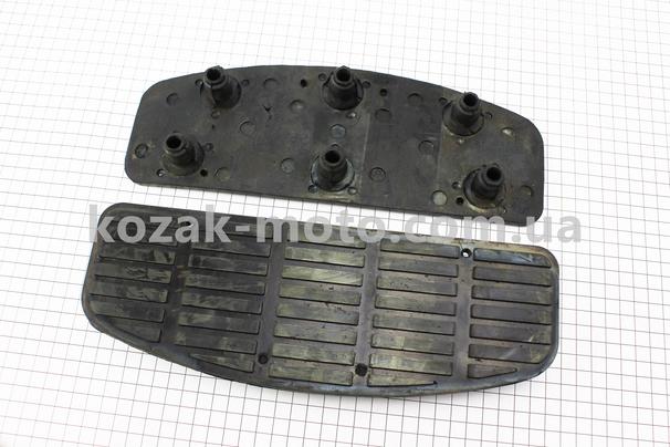 (Китай)  Viper - V250C (CRUISER) Резинки подножек передних к-кт 2шт