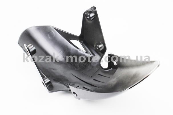 (Китай)  Viper - V200CR/V250CR пластик - крыло переднее, ЧЕРНЫЙ