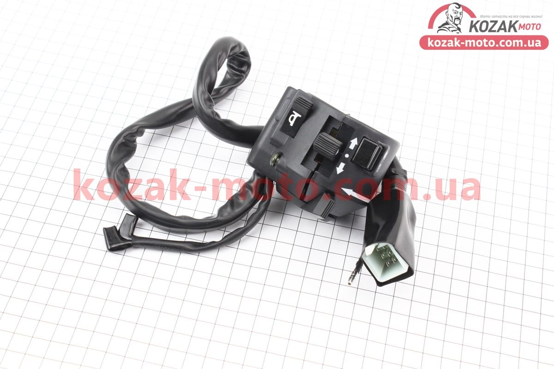 (Китай)  Блок кнопок на руле левый