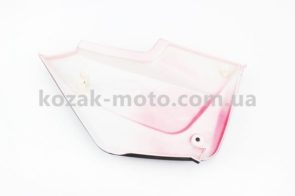 (Китай)  пластик - боковой средний левый, КРАСНЫЙ