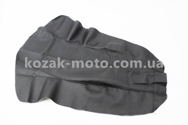 (Украина)  Чехол сидения (эластичный, прочный материал) черный, тип 2
