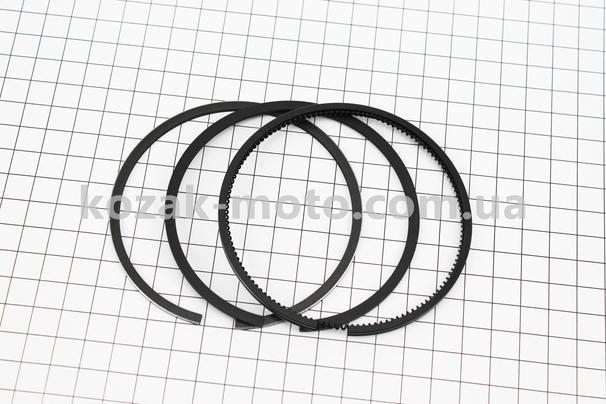 (Китай)  Кольца поршневые 188F 88мм STD