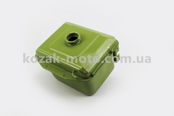 (Китай)  Бак топливный R175A/R180NM, 260x190x165мм, выст. горловина, отверстие под шланг топливный + фара