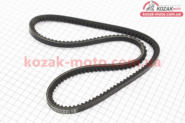 (Китай)  Ремень вентилятора SPZ-900, с зубьями