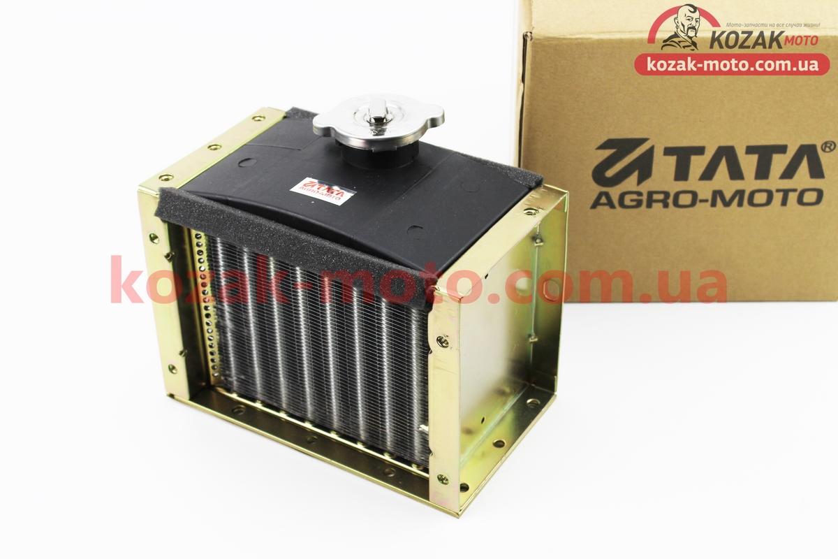 (ТАТА)  Радиатор R175A/R180NM (алюминий)