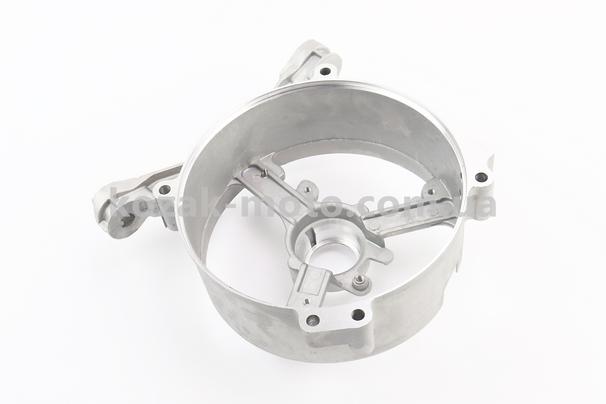(Китай)  Крышка генератора задняя 2-3,5кВт Тип №1