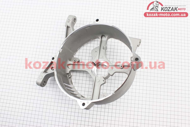 (Китай)  Крышка генератора задняя 4-6кВт Тип №1