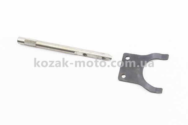 (Китай)  Рычаг выжимного центробежного контакта к-кт 2шт 0,8кВт (ET-950)