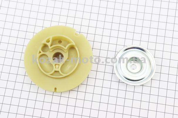 (Китай)  Шкив ручного стартера к-кт 2шт 0,8кВт (ET-950)