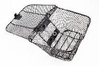 Корзина-багажник спереди + крышка, ACTIVE
