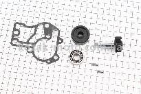 Ремонтный к-кт помпы водяной + крыльчатка Yamaha GEAR 4T, SA26J, SA36J, 6 деталей
