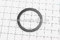 Кольцо вилки  1-1/8 - h2мм, черное