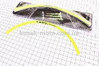Наклейка светоотражающая на 2 диска колеса 12